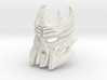 The Legendary Mask of Creation 3d printed