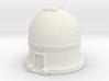 Observatory 1/220 3d printed