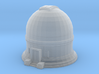 Observatory 1/400 3d printed