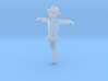 O Scale Scarecrow 3d printed This is a render not a picture