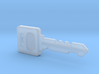 Resident Evil Graveyard Key 3d printed