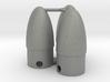 Classic estes-style nose cone BNC-5V x 3 3d printed