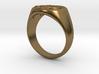 Size 10 Targaryen Ring 3d printed