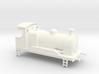 0-4-0 Inside Cylinder Tender Engine 3d printed