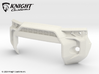 KCTR1007 4Runner Gen5 Grill center delete 3d printed Part as it comes from Shapeways.