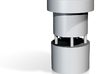 Graflex GMM Blade Holder - Plug Style1 3d printed