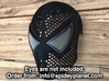 Raimi Face Shell - 100% Accurate Movie Suit Mask 3d printed