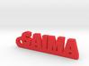 SAIMA_keychain_Lucky 3d printed