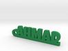 AHMAD_keychain_Lucky 3d printed