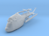 Mil M-2 Helicopter Scale: 1:144 3d printed