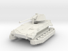 Begleitpanzer 57 Scale: 1:100 3d printed
