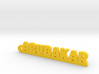 ABUBAKAR_keychain_Lucky 3d printed