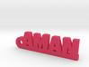 AMAN_keychain_Lucky 3d printed