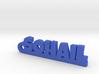 SOHAIL_keychain_Lucky 3d printed