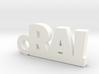 RAI_keychain_Lucky 3d printed