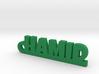 HAMID_keychain_Lucky 3d printed