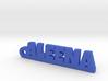 ALEENA_keychain_Lucky 3d printed