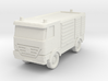 Mercedes Actros Fire Truck 1/72 3d printed