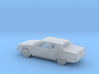 1/160 1989-92 Cadillac Fleetwood Coupe Kit 3d printed