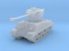 M4A3E8 Sherman 76mm (sandshield) 1/200 3d printed