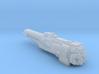 UNSC Pikeman light frigate 3d printed