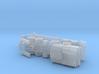 MAZ 543 / CHmZAP 5247 Tank Transporter 1/ 220 3d printed