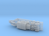 MAZ 537G early / CHmZAP 5247 Trailer 1/200  3d printed