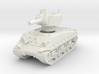 M4A3 Sherman HVSS 105mm 1/87 3d printed