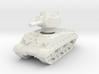 M4A3 HVSS 105mm (sandshield) 1/87 3d printed
