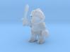 Mario Knight 1/60 miniature fantasy games rpg 3d printed