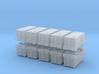 TLD ASU-600 Air Start Unit (x10) 1/500 3d printed