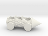 S Scale Barney Rubble Car 3d printed This is a render not a picture