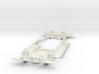 1/32 Scalextric Dodge Challenger Chassis AW pod 3d printed