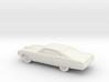 1/80 1968 Pontiac Bonneville Coupe 3d printed