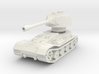 VK.7201 (K) Tank 1/76 3d printed