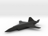 Boeing Loyal Wingman UCAV/Airpower Teaming System 3d printed