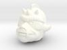 Baddrah Head 3d printed