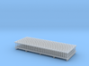 Baluster 01. HO Scale (1:87)  x10 units  3d printed