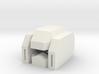 Robohelmet: Cat-scratch 3d printed