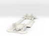1/32 Scalextric V8 Ford Falcon FG Chassis 3d printed