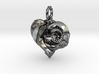 Inner workings Mech-Organic Heart 3d printed