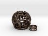 Magic Sphere Tealight Holder 3d printed