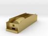 Lord Nelson Cart Tender Body N Gauge 3d printed