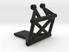 TLR 22 Wheelie Bar Mount for STRC Wheelie Bar 3d printed