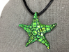 Starfish Pendant 3d printed Does not come painted Watch the video below to see how I did it.
