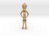 Inch Tall Odin Statuette 3d printed