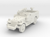M3A1 Scoutcar late (with MG) 1/72 3d printed
