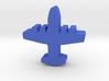 Blue Force Light Air Transport meeple 3d printed