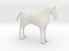 S Scale Saddle Horse 3d printed This is a render not a picture