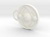 Homura's shield Pendant/keychain 3d printed